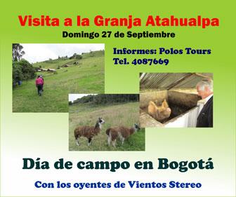 Gran Paseo a la Granja Atahualpa