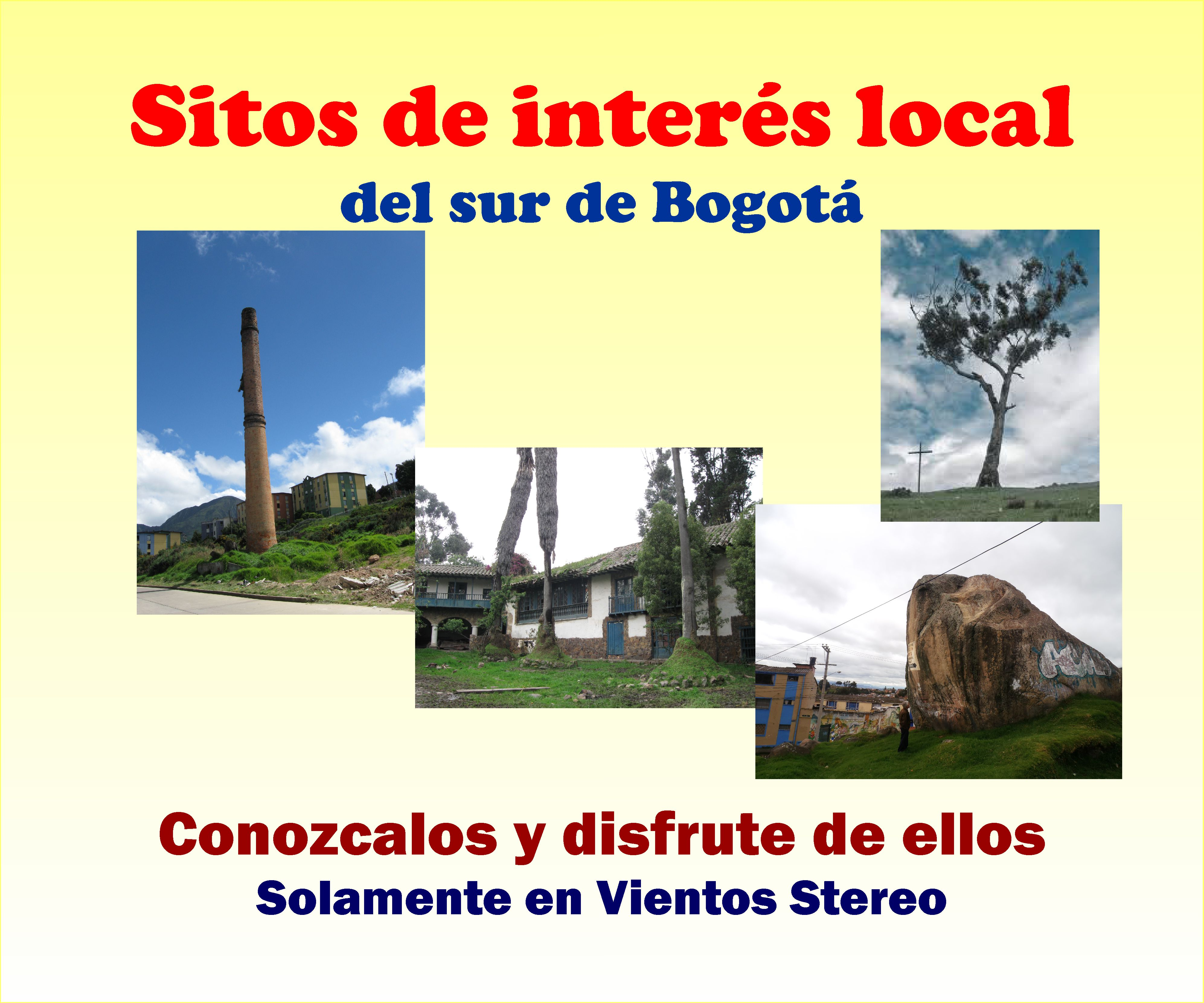 Sitios de interés local