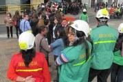 Participe del Simulacro Distrital de Evacuación