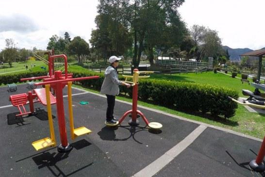 Parques bogotanos más seguros y libres de homicidios