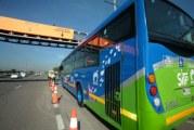 Se implementa carril preferencial para el SITP en Avenida de las Américas