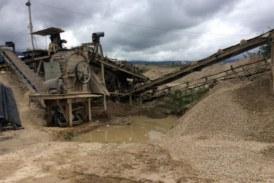 Seis empresas gravilleras fueron selladas por contaminar el Río Tunjuelo